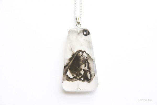 resin jewelry, www.Fenne.be
